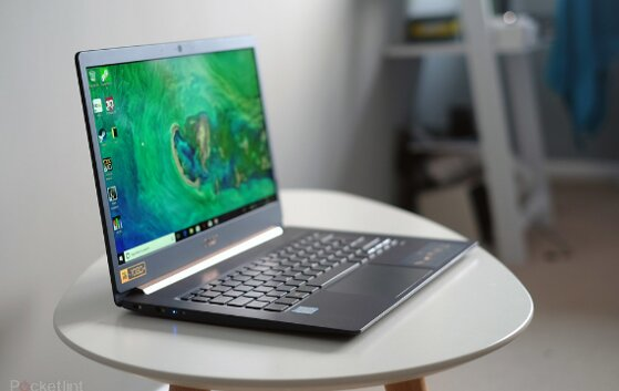 Đánh giá laptop Acer Swift 5 có tốt không, giá bao nhiêu?