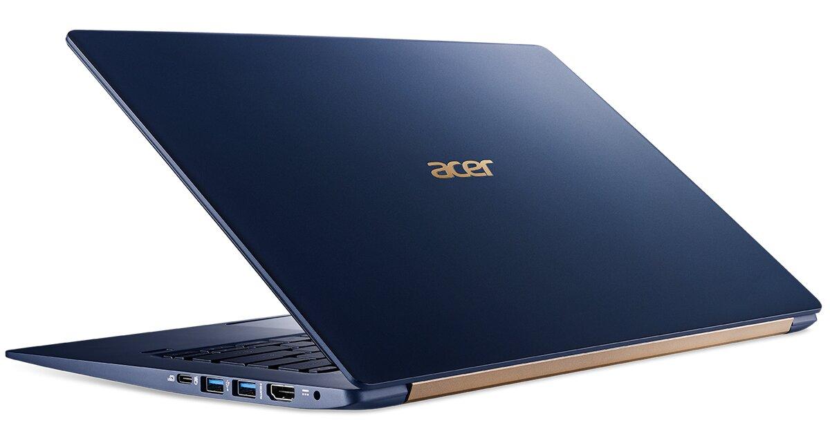 Đánh giá laptop Acer Swift 5 Air Edition: Mỏng quyến rũ, chuẩn thời thượng