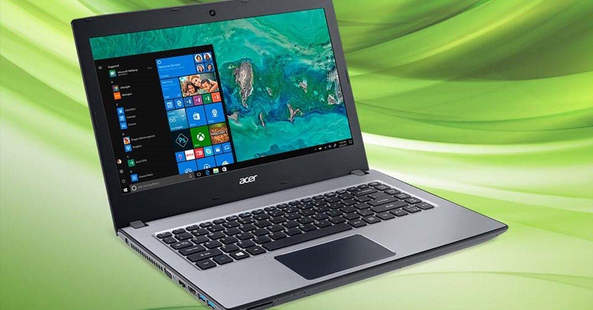 Đánh giá laptop Acer E5-476-3675