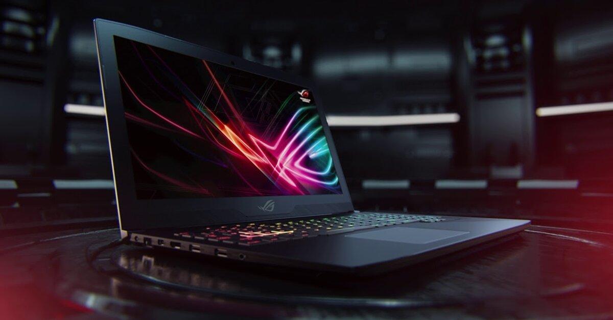 Đánh giá laptop Asus ROG Strix SCAR GL503GE