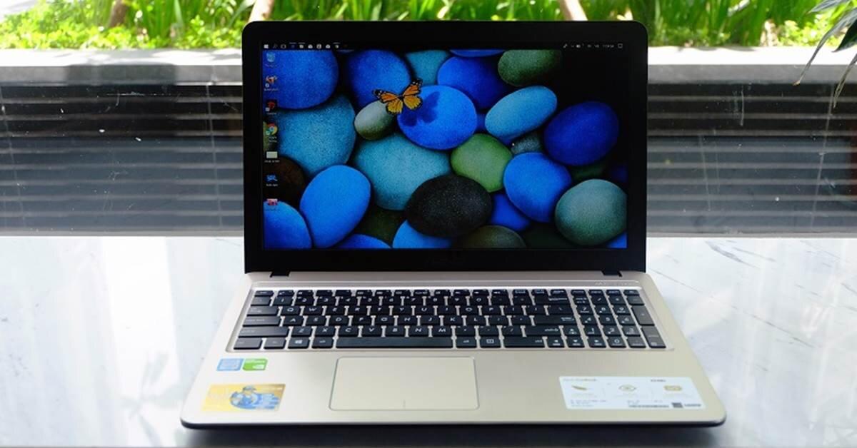 Đánh giá laptop ASUS VivoBook X540UB Core i3-6006U
