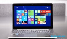Đánh giá laptop Asus ZenBook Pro UX501: laptop 4K đầy sức mạnh