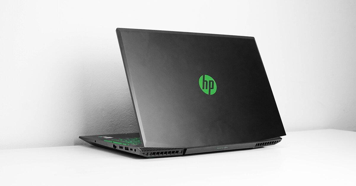 Đánh giá laptop chơi game HP Pavillion Gaming 15 2018