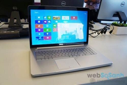 Đánh giá laptop Dell Inspiron 15 7537: Core i7, màn hình full HD, card đồ họa rời