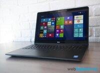 Đánh giá Laptop Dell Inspiron 15 5000 (2014): thiết kế chắc chắn, cấu hình ổn