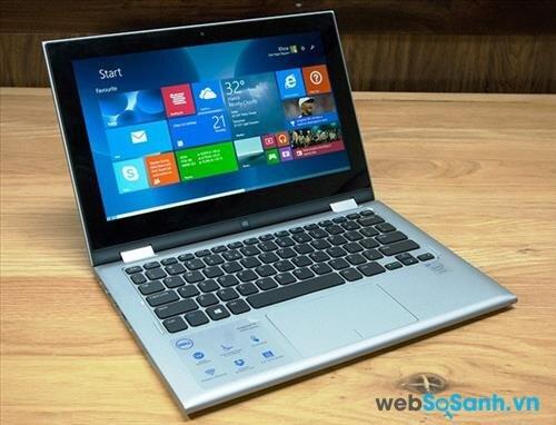 Đánh giá laptop Dell Inspiron 11 3000 (2015): laptop lai tốt nhất của Dell