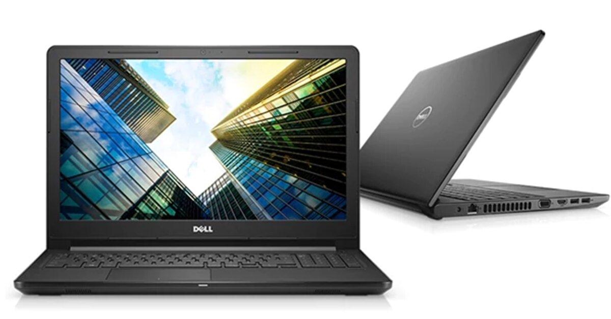 Đánh giá laptop Dell Vostro 15 3578 (phiên bản cấu hình i7-8550U)