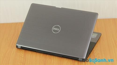 Đánh giá laptop Dell Vostro 5480: chip xử lý Core i5, Ram 4 GB, HDD 500 GB
