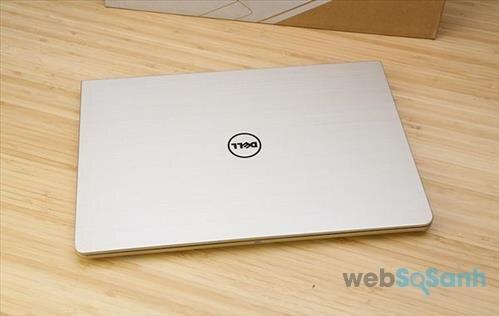 Đánh giá laptop Dell Vostro 5459: thiết kế cao cấp, cấu hình mạnh