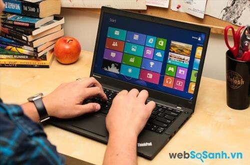 Đánh giá laptop doanh nhân Lenovo ThinkPad T431s