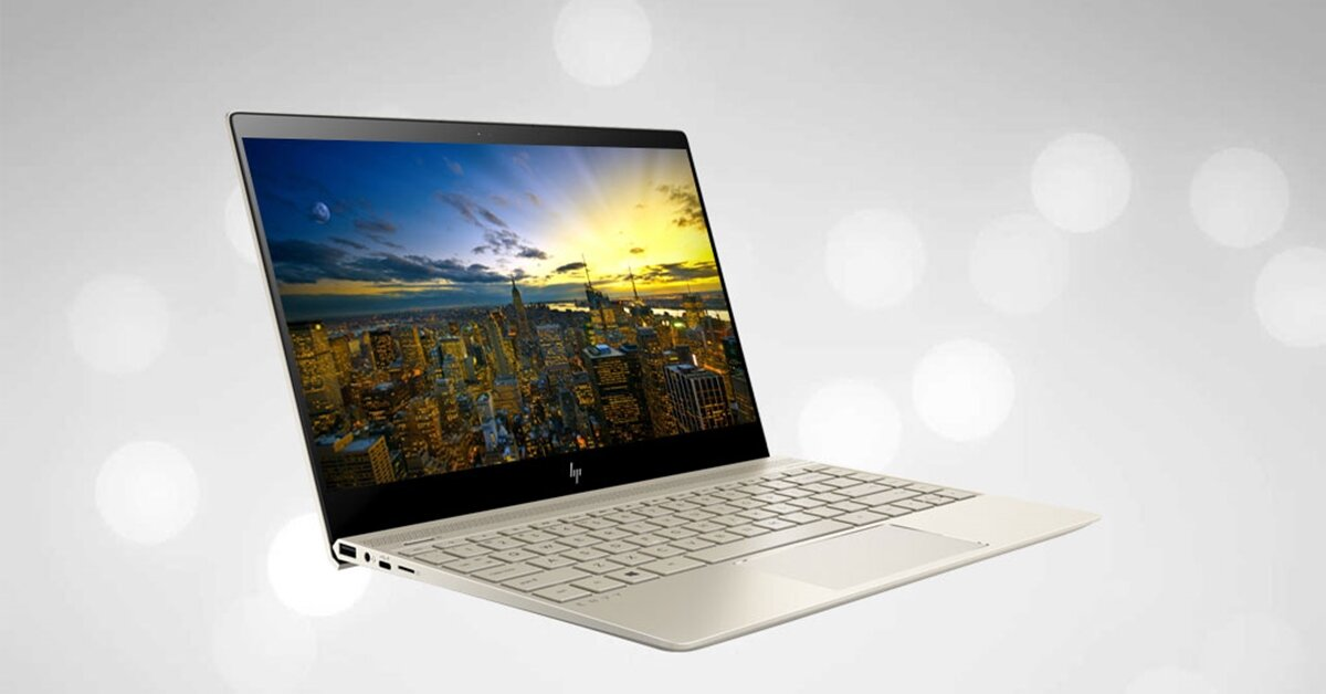 Đánh giá laptop HP Envy 13 mới: Hiệu năng ổn trong hình hài siêu mẫu