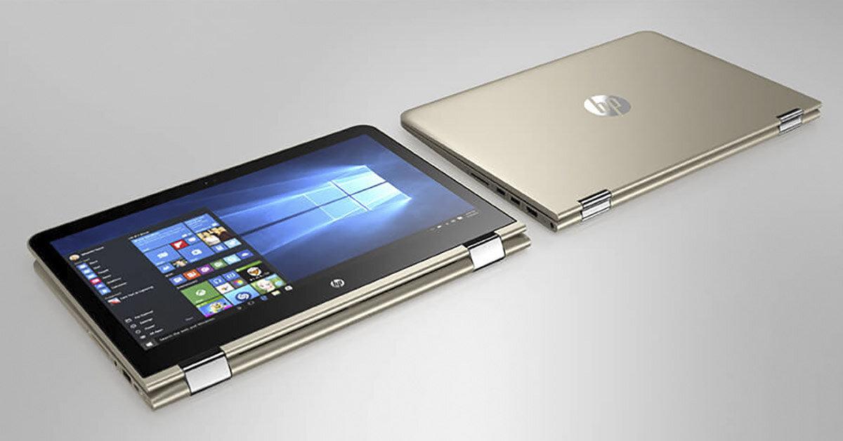 Đánh giá laptop HP Pavilion x360: Nhỏ gọn, hiện đại phù hợp với dân văn phòng và sinh viên