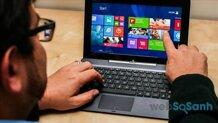 Đánh giá laptop lai giá rẻ Asus Transformer Book T100