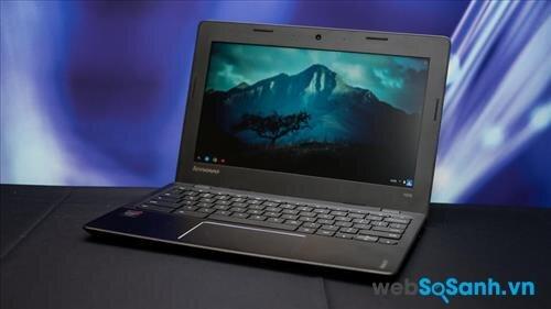 Đánh giá laptop Lenovo 100S Chromebook: netbook nhỏ gọn giá rẻ