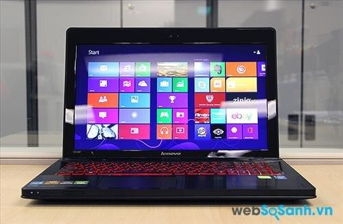 Đánh giá laptop Lenovo IdeaPad Y510p: hiệu năng tốt trong tầm giá rẻ