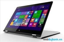 Đánh giá laptop Lenovo Yoga 3 14:  hiệu năng đi cùng với mức giá hợp lý
