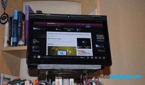 Đánh giá laptop Lenovo ThinkPad Yoga 12: sự lựa chọn của người dùng doanh nghiệp
