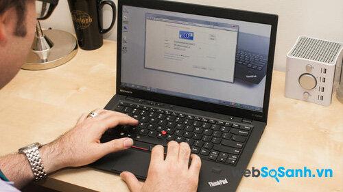 Đánh giá laptop Lenovo ThinkPad X1 Carbon