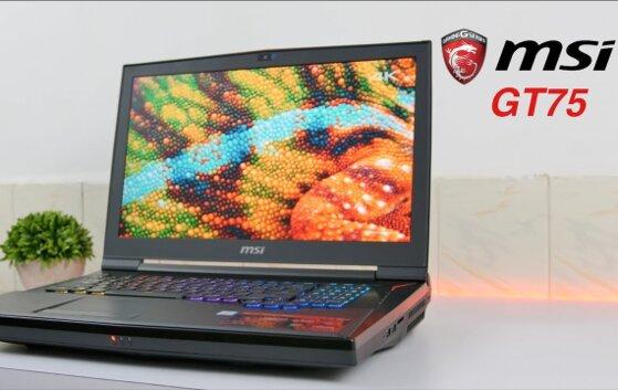 Đánh giá laptop MSI GT75 8RG-235VN Titan có tốt không, giá bán