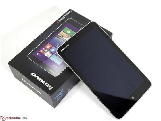 Đánh giá Lenovo Miix 2 8 inch, sự trỗi dậy của chip Bay Trail