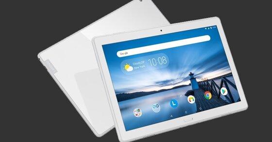 Đánh giá Lenovo Tab M10: Máy tính bảng giá rẻ hệ điều hành Android 8.0 'suýt' thuần