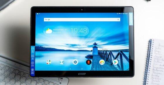 Đánh giá Lenovo Tab P10: Giá cả phải chăng nhưng có nhiều tính năng cao cấp