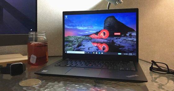 Đánh giá Lenovo ThinkPad T490S: Laptop dòng ThinkPad đem lại giá trị đầu tư tốt nhất