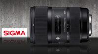 Đánh giá lens Sigma 18-35mm f / 1.8 DC HSM