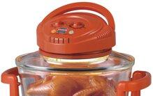 Đánh giá lò nướng thủy tinh Sunhouse có tốt không, giá bao nhiêu?