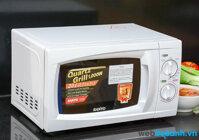 Đánh giá lò vi sóng cơ Sanyo EM-G2088W