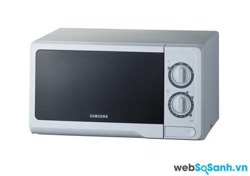 Đánh giá lò vi sóng Samsung MW71E