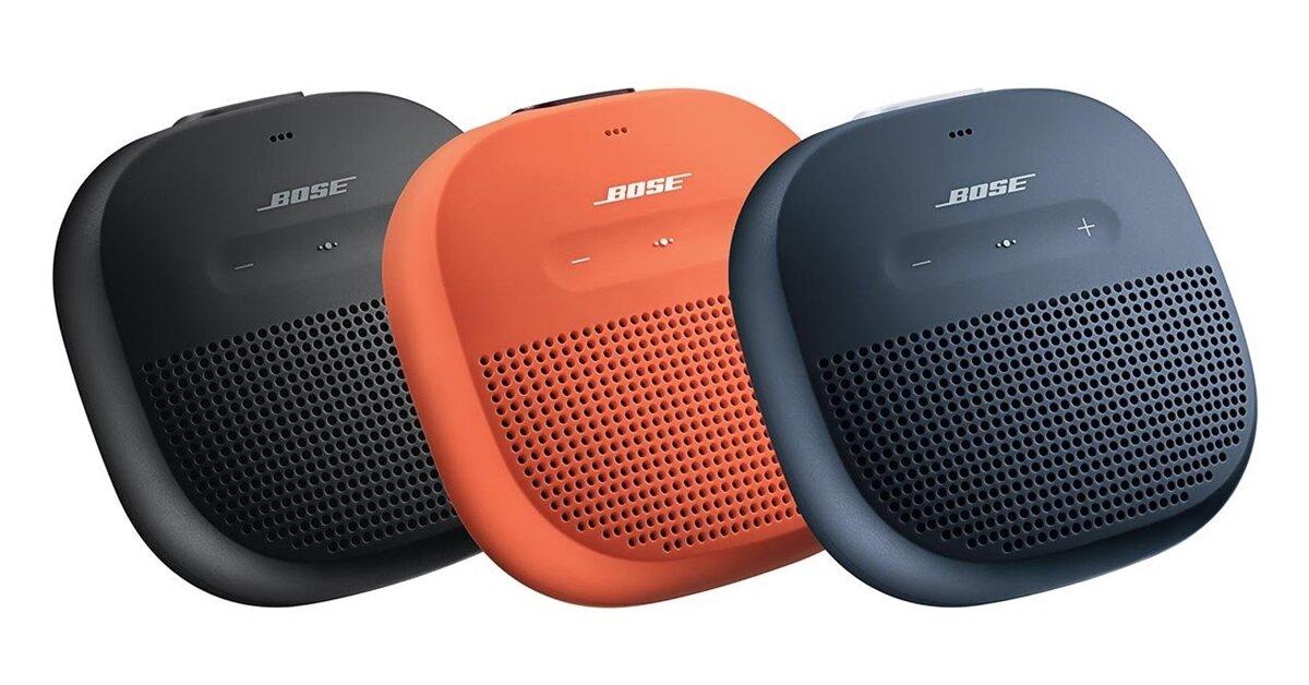Đánh giá loa bluetooth Bose Soundlink Micro