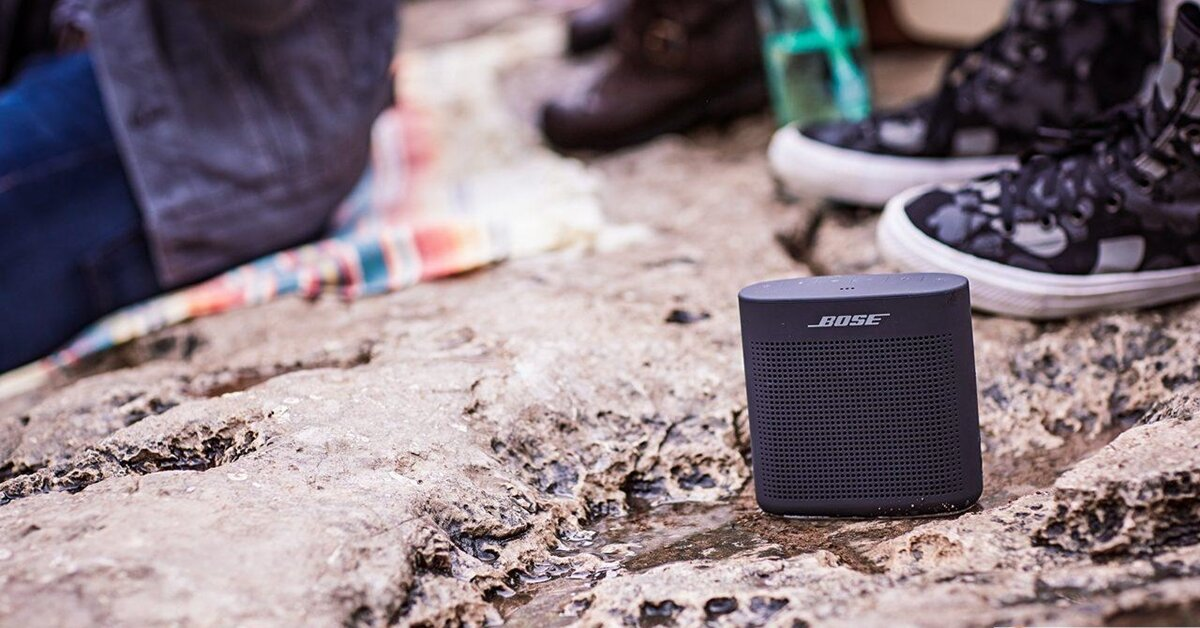 Đánh giá loa bluetooth Bose Soundlink Color II