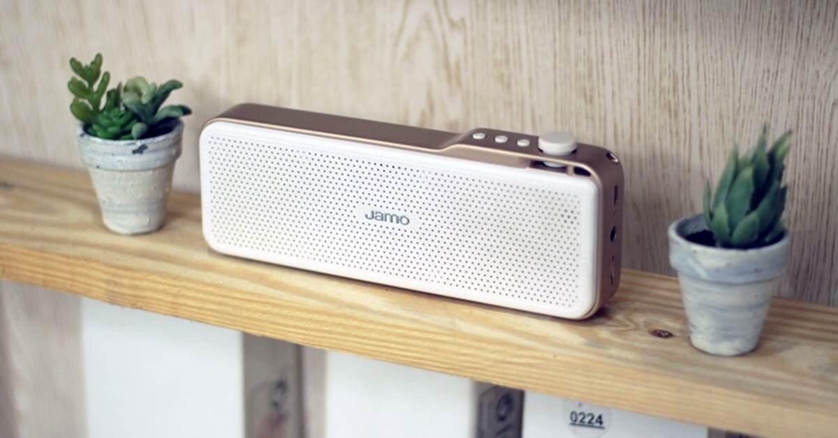 Đánh giá loa bluetooth Jamo DS3