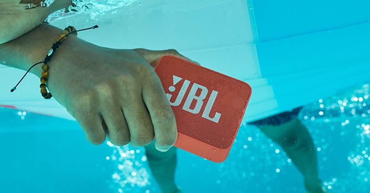 Đánh giá loa bluetooth JBL Go 2