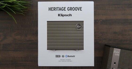 Đánh giá loa bluetooth Klipsch Heritage Groove: Gọn nhẹ, cổ điển, âm thanh vượt trội!