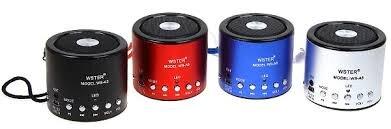 Đánh giá loa Bluetooth Mini Wster WS-Q9 – nhỏ gọn mà vô cùng hữu ích
