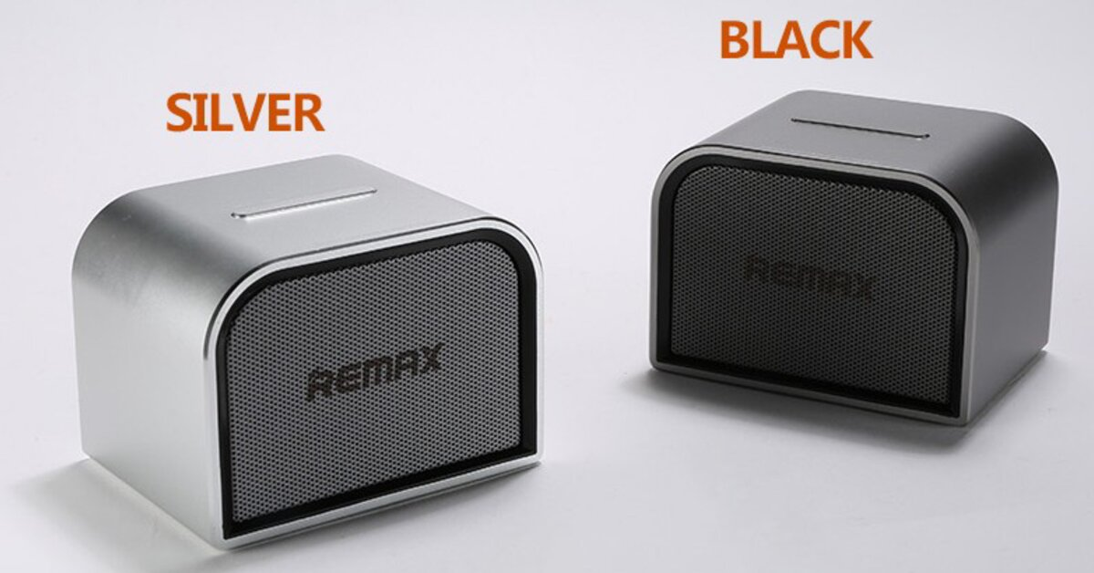 Đánh giá loa bluetooth Remax RB-M8 mini
