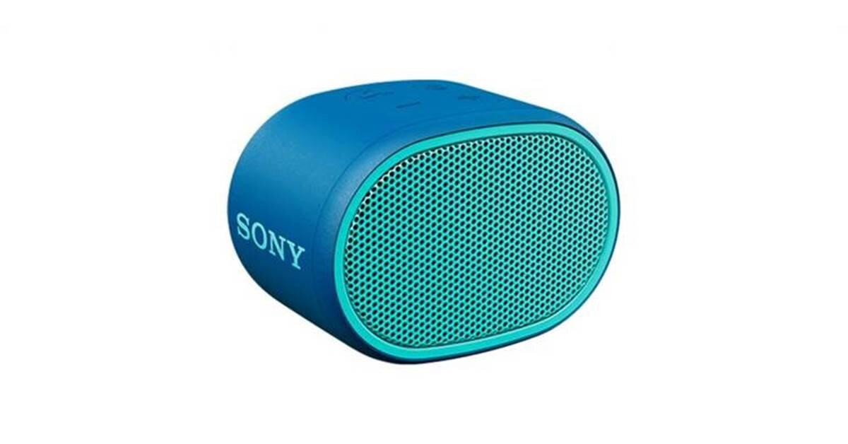 Đánh giá loa bluetooth Sony SRS-XB01