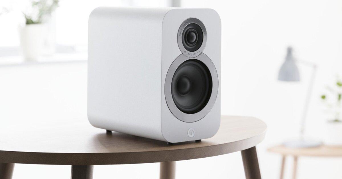 Đánh giá loa Bookshelf Q Acoustics 3020i