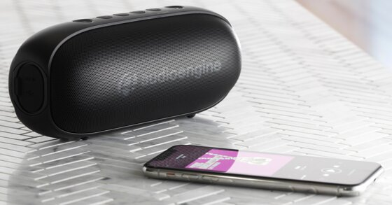 Đánh giá loa di động bluetooth Audioengine 512