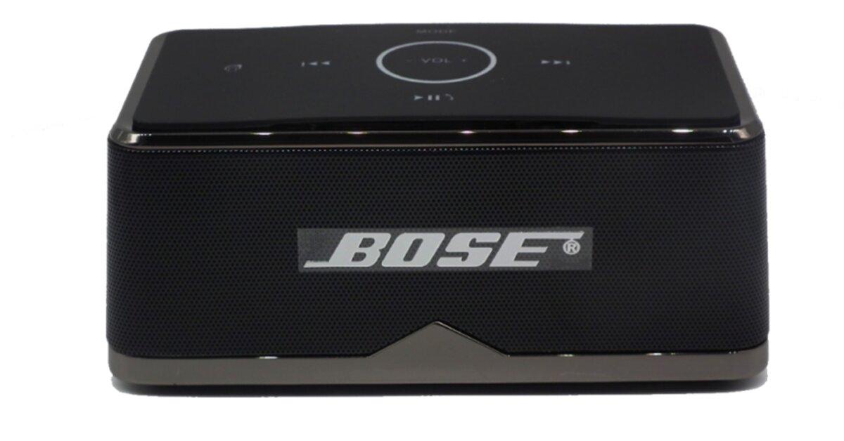 Đánh giá loa di động Bose Soundlink BE8