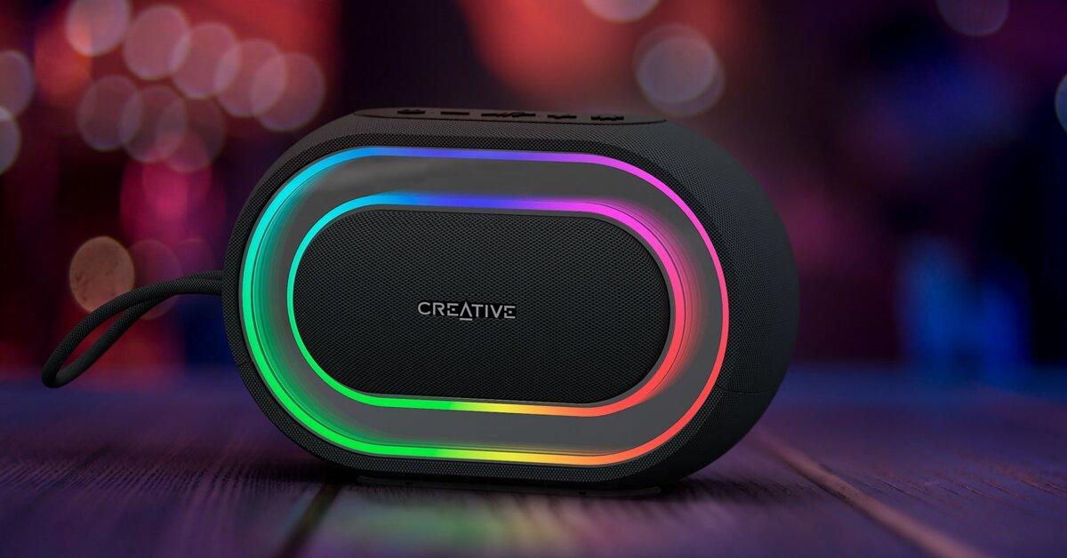 Đánh giá loa di động Creative Halo: Giá bao nhiêu? Có nên mua không?