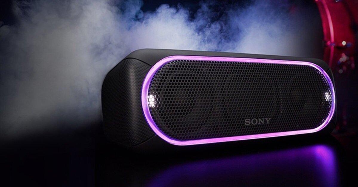 Đánh giá loa di động Sony SRS XB30