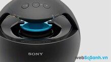 Đánh giá loa di động Sony SRS-BTV5: Thiết kế độc đáo, nhỏ gọn cho các bạn trẻ năng động