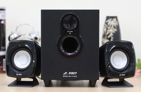 Đánh giá loa Fenda F203G – giải pháp cho nhu cầu giải trí cá nhân