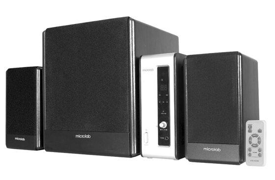 Đánh giá loa Microlab FC530 – đung đưa theo từng giai điệu