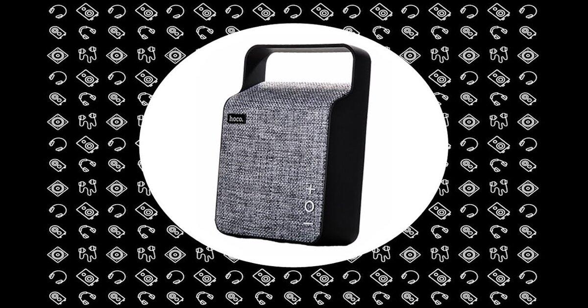 Đánh giá loa nghe nhạc bluetooth Hoco BS6