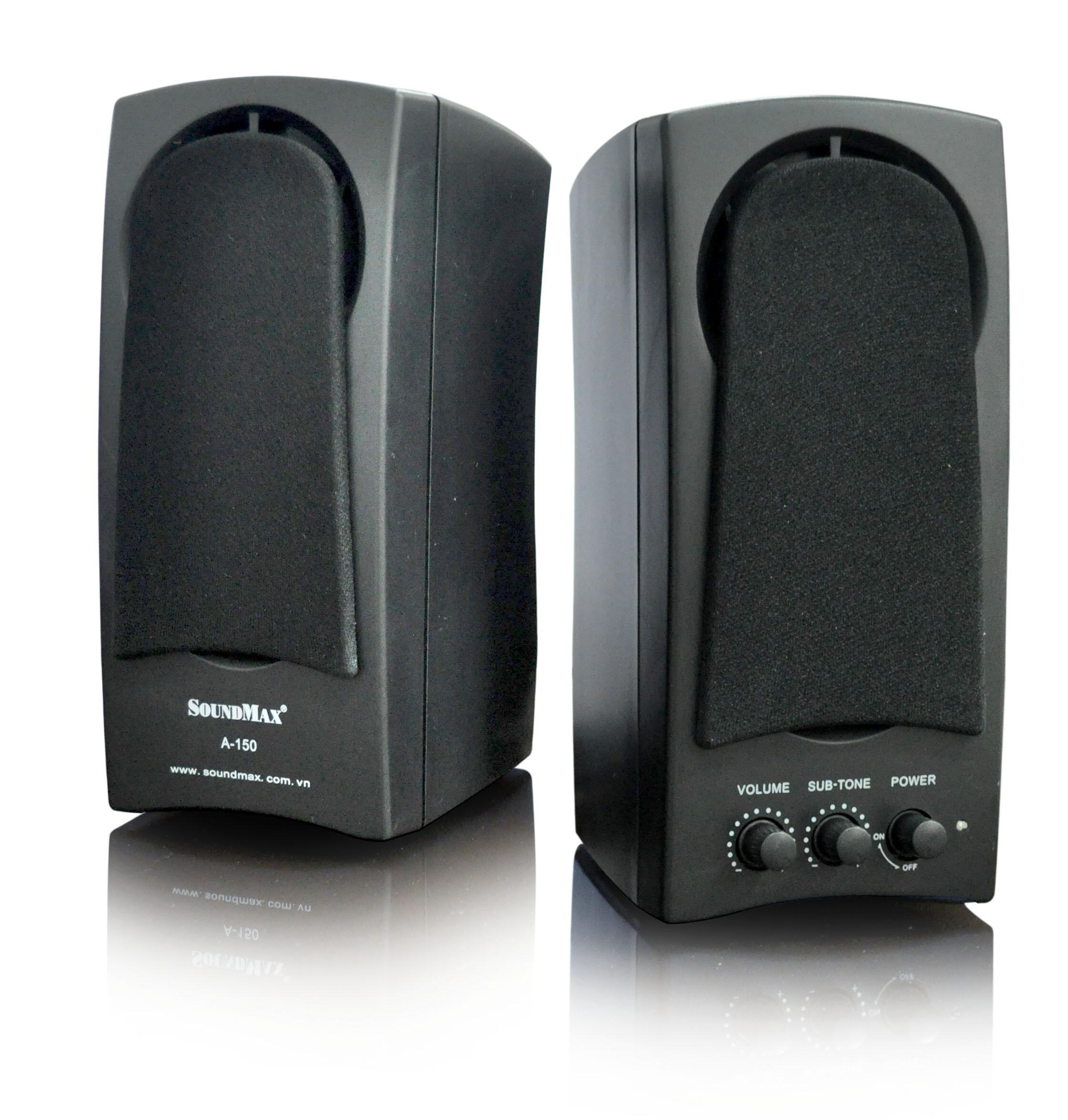 Đánh giá loa SoundMax A150 – giải pháp âm thanh cho không gian giải trí