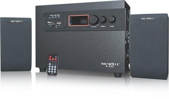 Đánh giá loa SoundMax A920 – đồng điệu trong từng nốt nhạc